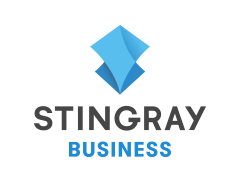 Stingray Business brand assets
