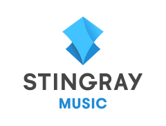 Stingray Music brand assets